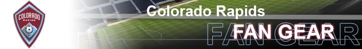 Colorado Rapids Gear & Merchandise