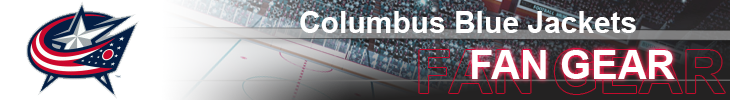 Shop Columbus Blue Jackets Clothing and Apparel