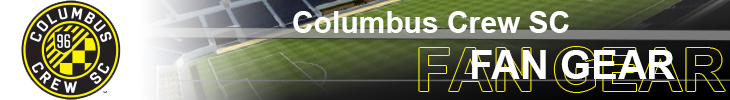 Columbus Crew Gear & Merchandise