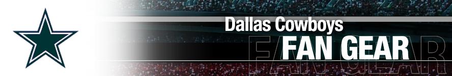 Dallas Cowboys Apparel and Cowboys Fan Gear