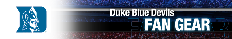 Duke Blue Devils Clothing and Apparel