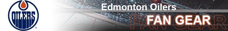 Edmonton Oilers Hockey Apparel and Oilers Fan Gear