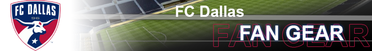 Shop FC Dallas MLS Apparel and Scarves