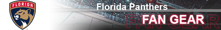 Florida Panthers Hockey Apparel and Panthers Fan Gear