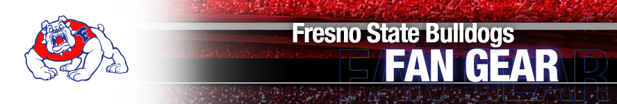 Fresno State Bulldogs Clothing and Apparel