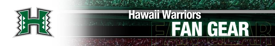 Shop Warriors Flag and Hawaii Banner