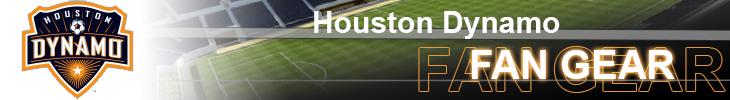 Shop Houston Dynamo MLS Apparel and Scarves
