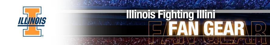 Illinois Fighting illini Hats and Headwear