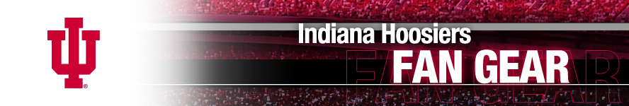 Indiana Hoosiers Clothing and Apparel