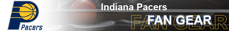 Shop Indiana Pacers NBA Store & Pacers Gear