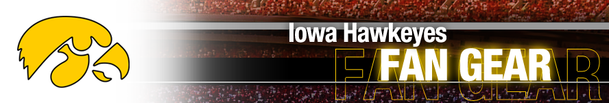 Iowa Hawkeyes Clothing and Apparel