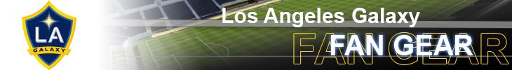 Shop Los Angeles Galaxy MLS Apparel and Scarves