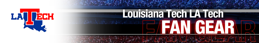 Shop La Tech Flag and Louisiana Tech Banner
