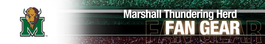 Marshall Thundering Herd Clothing and Apparel