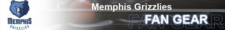 Shop Memphis Grizzlies NBA Store & Grizzlies Gear