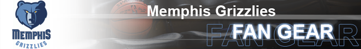 Shop Memphis Grizzlies Apparel and Clothing