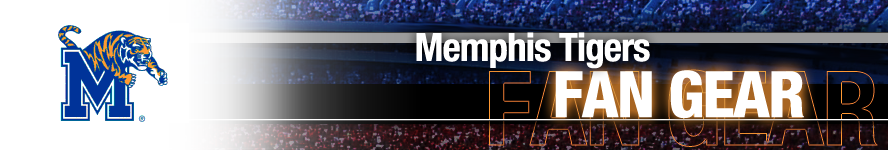 Memphis Tigers Clothing and Apparel