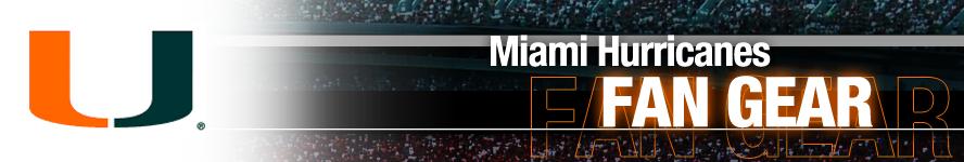 Miami Hurricanes Hats and Headwear