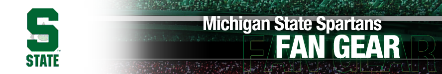 Michigan State Spartans Clothing and Apparel
