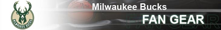 Shop Milwaukee Bucks Apparel and Clothing