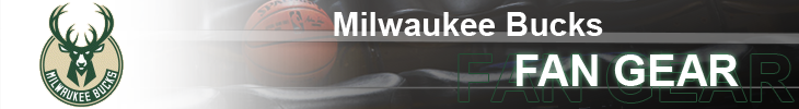 Shop Milwaukee Bucks NBA Store & Bucks Gear
