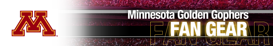Minnesota Gophers Clothing and Apparel