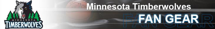 Shop Minnesota Timberwolves NBA Store & Timberwolves Gear