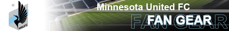 Minnesota United FC Gear & Merchandise