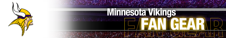 Minnesota Vikings Apparel and Vikings Fan Gear