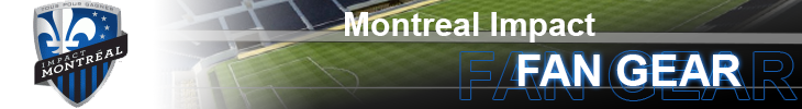 Shop Montreal Impact Flags and Impact House Flags