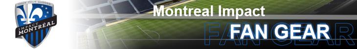 Montreal Impact Gear & Merchandise