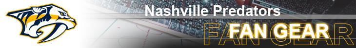 Nashville Predators Hockey Apparel and Predators Fan Gear