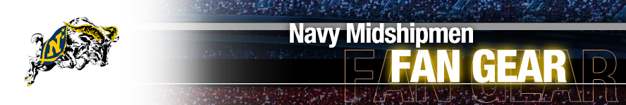 Naval Academy Midshipmen Clothing and Apparel