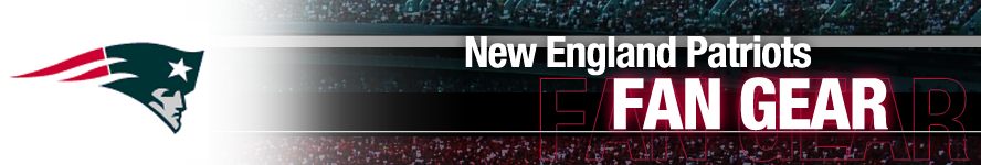 Shop New England Patriots Apparel and Clothing