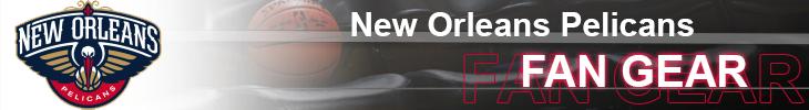 Shop New Orleans Pelicans NBA Store & Pelicans Gear