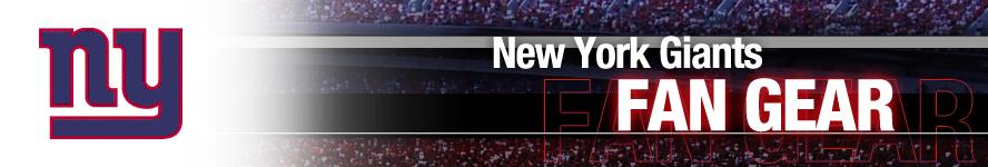 New York Giants NY Apparel and Giants Fan Gear