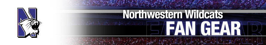 Northwestern Wildcats Clothing and Apparel