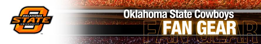 Oklahoma State Cowboys Clothing and Apparel