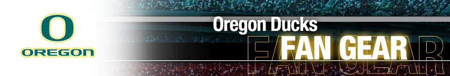 Oregon Ducks Clothing and Apparel