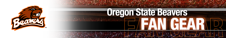 Oregon State Beavers Clothing and Apparel