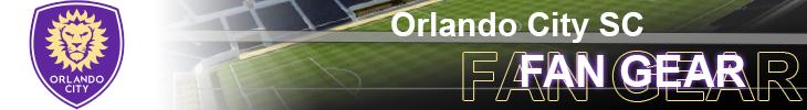 Shop Orlando City SC Lions MLS Apparel and Scarves