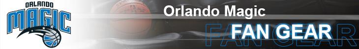 Shop Orlando Magic Apparel and Clothing