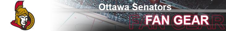 Ottawa Senators Hockey Apparel and Senators Fan Gear
