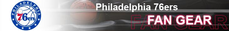 Shop Philadelphia 76ers NBA Store & 76ers Gear
