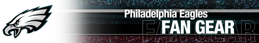 Philadelphia Eagles Apparel and Eagles Fan Gear