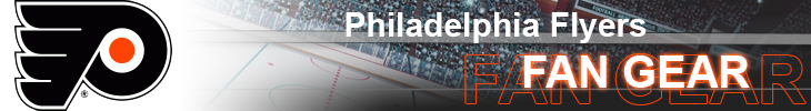 Shop Philadelphia Flyers Clothing and Apparel