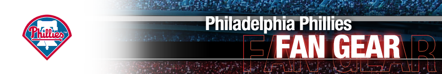Phillies Gear & Apparel
