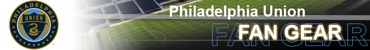 Shop Philadelphia Union MLS Apparel and Scarves