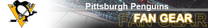 Shop Pittsburgh Penguins Clothing and Apparel