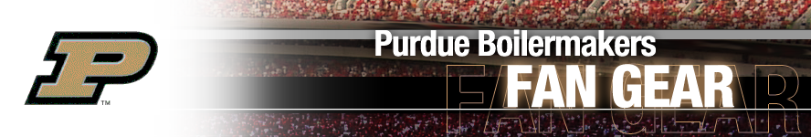 Purdue Boilermakers Clothing and Apparel